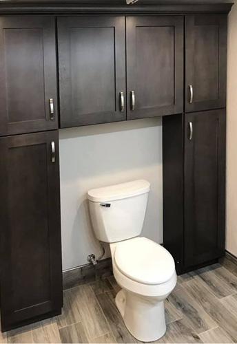 Remodeled Bathroom Toilet