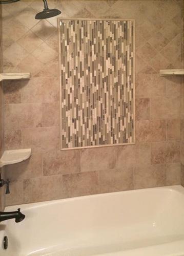 Remodeled Bath