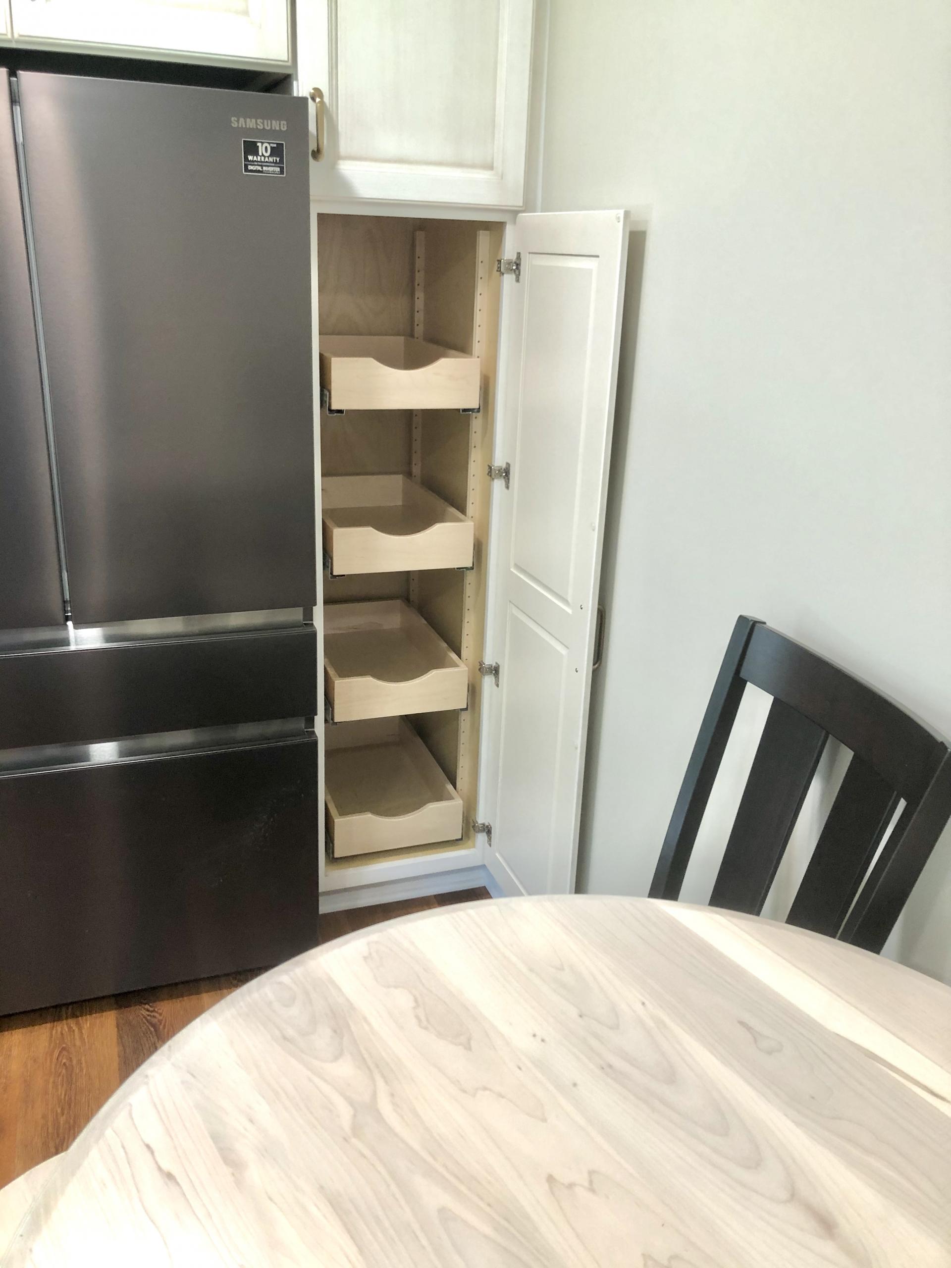 Remodeled Kitchen Cabinet