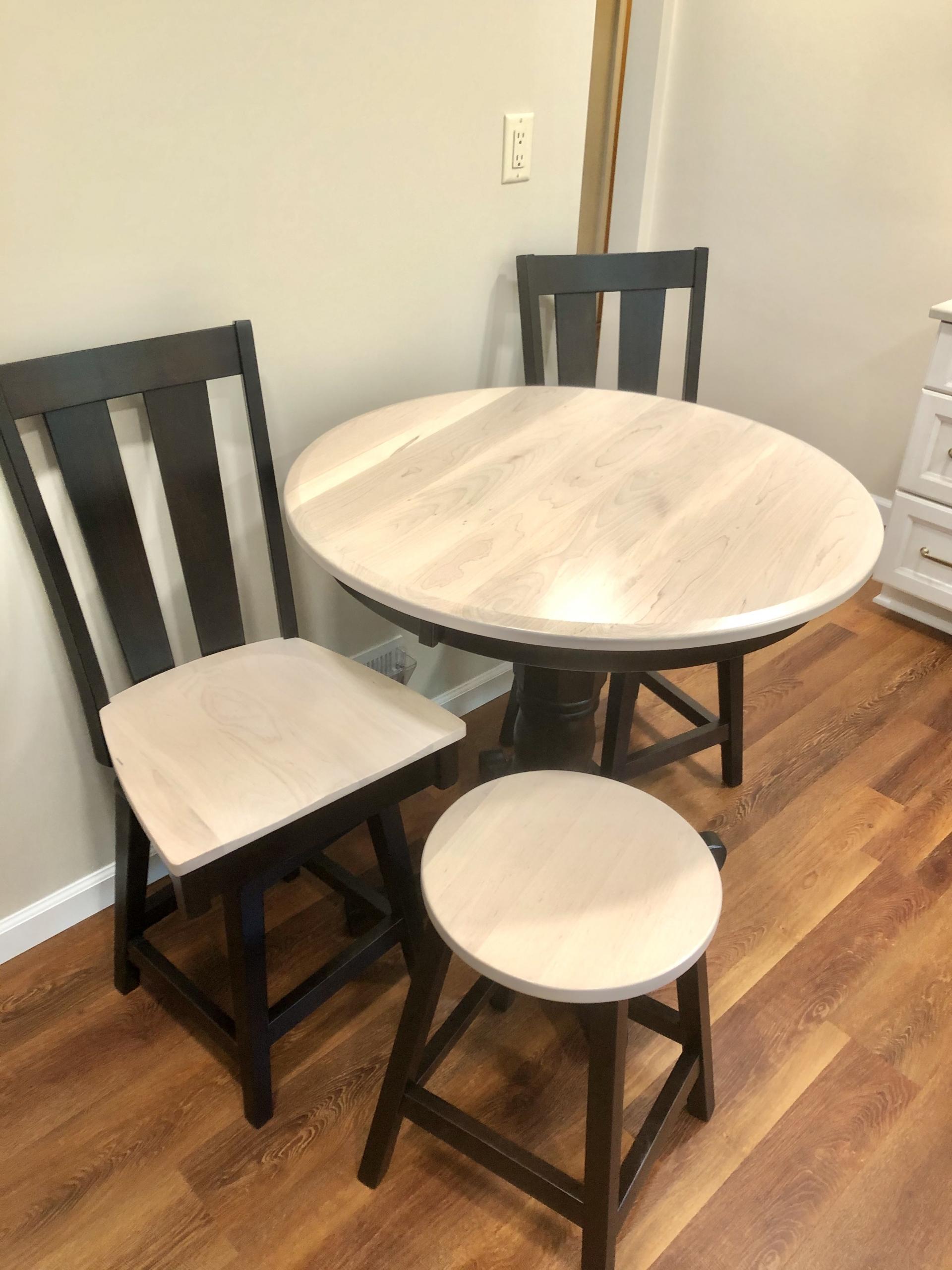 Remodeled Kitchen Dining Set