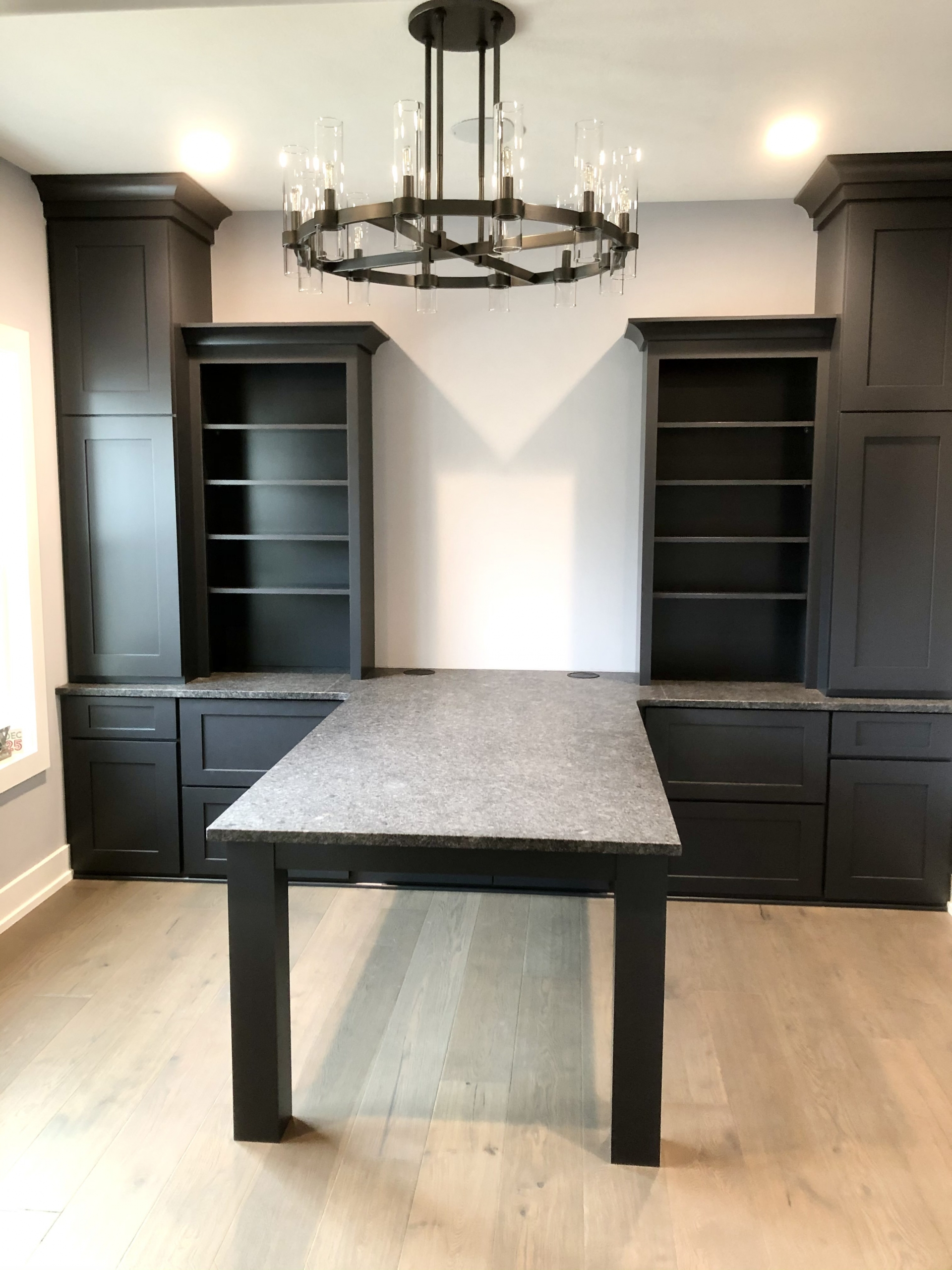 Remodeled Home Office